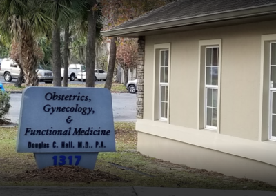 Ocala FL Medical Marijuana Doctor sign