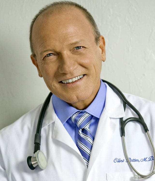 Dr. Clinton Potter
