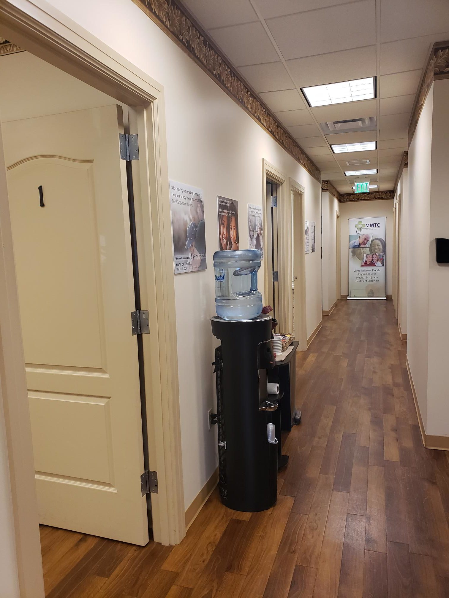 Creekside MMTCFL hallway