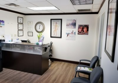 Lakeland FL medical marijuana physician waiting room 2