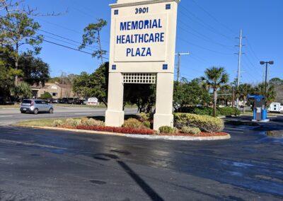 Jacksonville FL Medical Marijuana Doctor sign