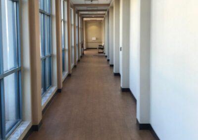 Jacksonville FL medical marijuana physician hallway