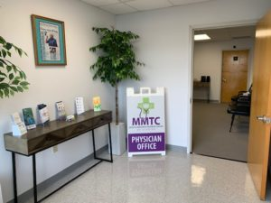 Jacksonville FL medical marijuana physician office