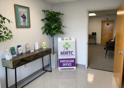 Jacksonville FL medical marijuana physician office